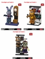 Five Nights at Freddy's Small & Micro Series 3 McFarlane Construction Sets