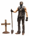Grave Digger Daryl Dixon (Dirt Version) The Walking Dead (TV Series 9) McFarlane