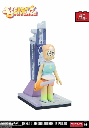 Great Diamond Authority Pillar (Steven Universe) Micro Set McFarlane Construction Set