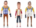 "Hello Neighbor 5"" Action Figures"