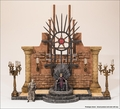Iron Throne Room (HBO's Game of Thrones) McFarlane Construction Sets