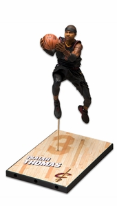Isaiah Thomas (Cleveland Cavaliers) NBA 32 McFarlane Collector Level SILVER CHASE #/750