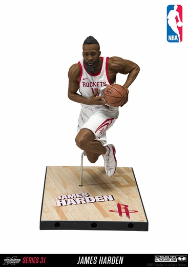 James Harden (Houston Rockets) NBA 31 McFarlane