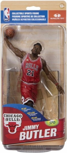 Jimmy Butler (Chicago Bulls) NBA 28 McFarlane