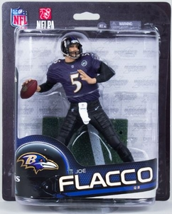 Joe Flacco (Baltimore Ravens) NFL 33 McFarlane Exclusive