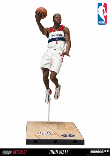 John Wall (Washington Wizards) NBA 31 McFarlane