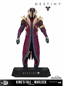 "King's Fall - Warlock (Destiny) McFarlane 7"" Action Figure"