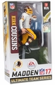 Kirk Cousins (Washington Redskins) EA Sports Madden NFL 17 Ultimate Team Series 3 McFarlane