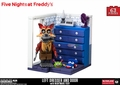 Left Dresser and Door (Five Nights at Freddy�s) Small Set McFarlane Construction Set Series 3
