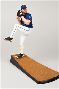 Matt Harvey (New York Mets) MLB 32 McFarlane Collectors Club Exclusive