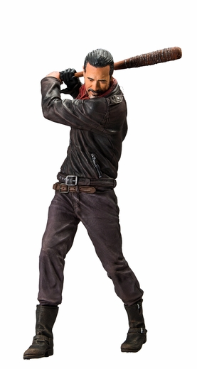 "Negan ""Merciless"" Edition (The Walking Dead TV Series) 10 Inch Deluxe Figure McFarlane"