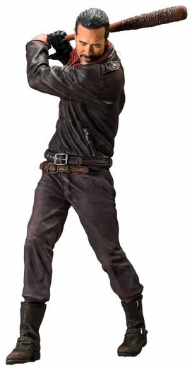 Negan (The Walking Dead TV Series) 10 Inch Deluxe Figure McFarlane
