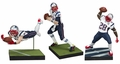 New England Patriots Championship 3-Pack McFarlane Toys