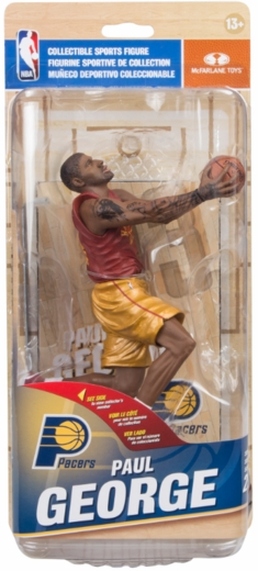 Paul George (Indiana Pacers) NBA 29 McFarlane