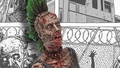 Punk Zombie The Walking Dead (Comic Version) Series 3 McFarlane