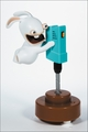 "Rabbids Invasion ""Driller"" Sound And Action Figures Series 2"