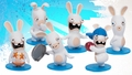 Rabbids Mini Figures Invasion Pack #1 McFarlane