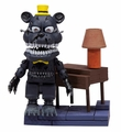 Right Hall (Five Nights At Freddy's) Office Micro Set McFarlane Construction Set
