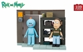 Smith Garage Rack (Rick and Morty) Small Set McFarlane Construction Set