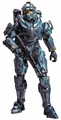 Spartan Fred Halo 5: Guardians Series 1 McFarlane