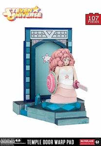 Temple Door Warp Pad (Steven Universe) Small Set McFarlane Construction Set