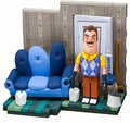 The Living Room (Hello Neighbor) Small McFarlane Construction Set