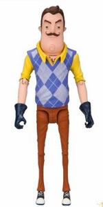 "The Neighbor (Hello Neighbor) 5"" Action Figure McFarlane Toys"