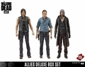 The Walking Dead - Allies Deluxe Box Set (Rick, Daryl and Jesus)