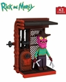 You Can Run But You Cant Hide (Rick and Morty) Micro Set McFarlane Construction Set