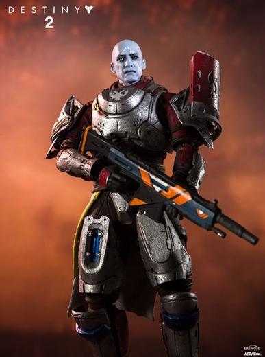 "Zavala (Destiny 2) McFarlane 7"" Action Figure"