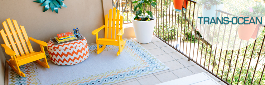 Superb Give Your Space An International Appeal With A Trans Ocean Outdoor Rug. The  Rugs Are Available In Contemporary Or Traditional Patterns And Come In A  Variety ...
