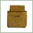 """11-1/2"""" L X 8-1/2 Heavy Duty Leather Carpenter Nail & Tool Bag - #Cl-220"""