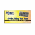 150 Piece Wing Nut Kit - #Wn150