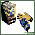 #24 Jeff Gordon Deer Skin Gloves #5461003