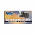 300 Piece Assorted E-Clip Kit - Eclip300