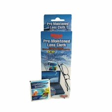 4 In 1 Pre-Moistened Lens Cloths