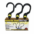 "48"" (2) Piece 5"" Hook Bungees - 2"" Mouth. Part #Pn202"