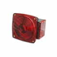 "5"" Square Stop/Signal/Tail Light - #V1015r"