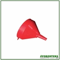 "Forester 7.5"" Plastic Funnel #83575"