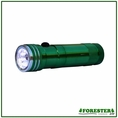 8 Led Flashlight And Red Laser Pointer - #Zf75092