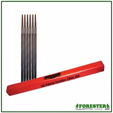 "Forester 8"" Round Chainsaw Files (Dozen)"