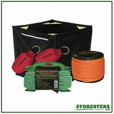 Arborist Throw Rope & Bags