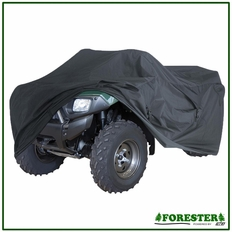 "Black 75""L X 45""W X 35""H Atv Travel & Storage Cover. Part #78237"
