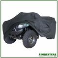 "Black 95""L X 48""W X 48""H Atv Travel & Storage Cover. Part #78257"