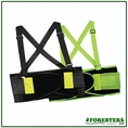Black Back Support Belt - #Bsbb