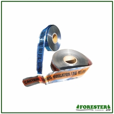 Blue 100' Detectable In-Ground Tape - #17775