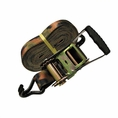 Boxer Camo 27' Ratchet Tie-Down #Ra227-C