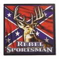 Buck Wear Sportsman Decal #Bw23