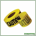 Forester Caution Flagging Tape 1000'