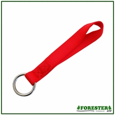 "Forester Chainsaw Strap 10"" Length With 2"" Ring - #5818"